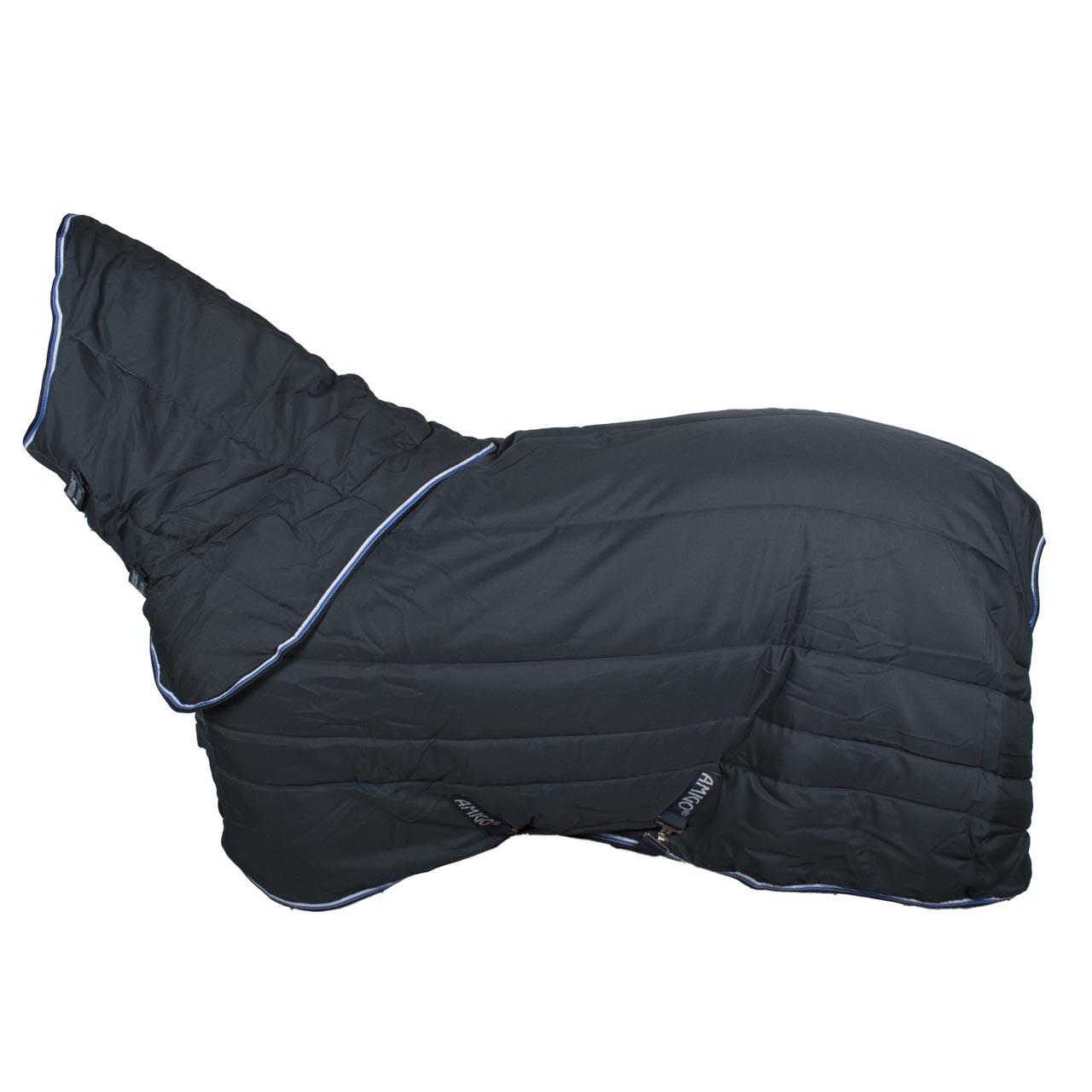 Amigo Vari-layer plus heavy staldeken donkerblauw maat:206