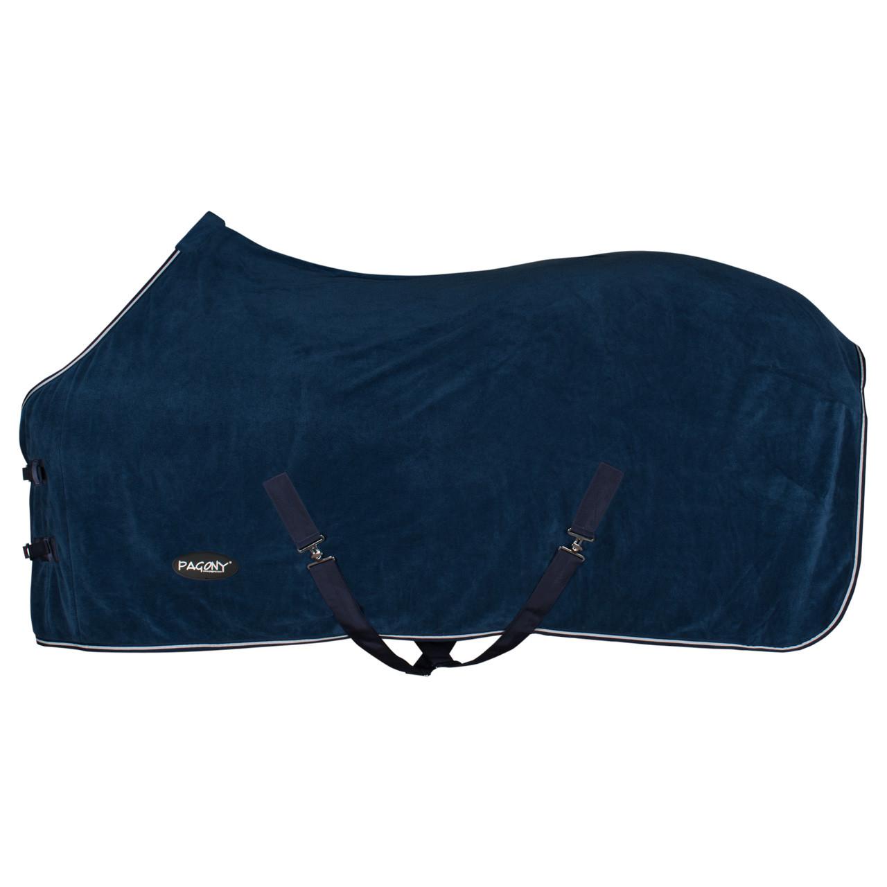 Pagony Quick Dry zweetdeken donkerblauw maat:205