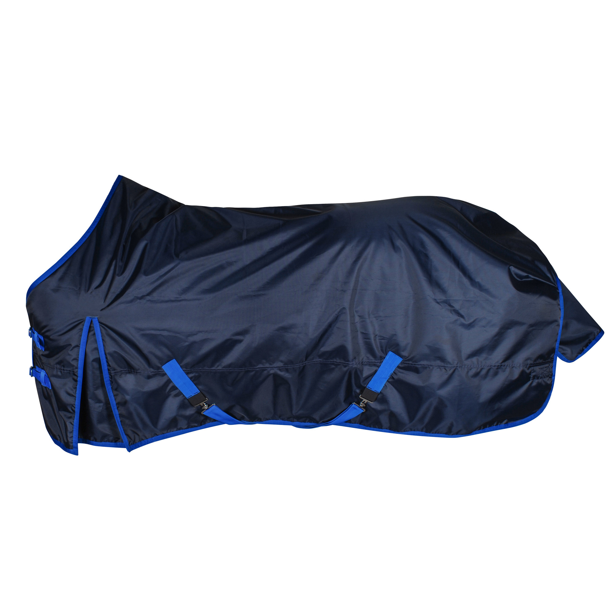 Budget Rider 200gr outdoordeken donkerblauw maat:185