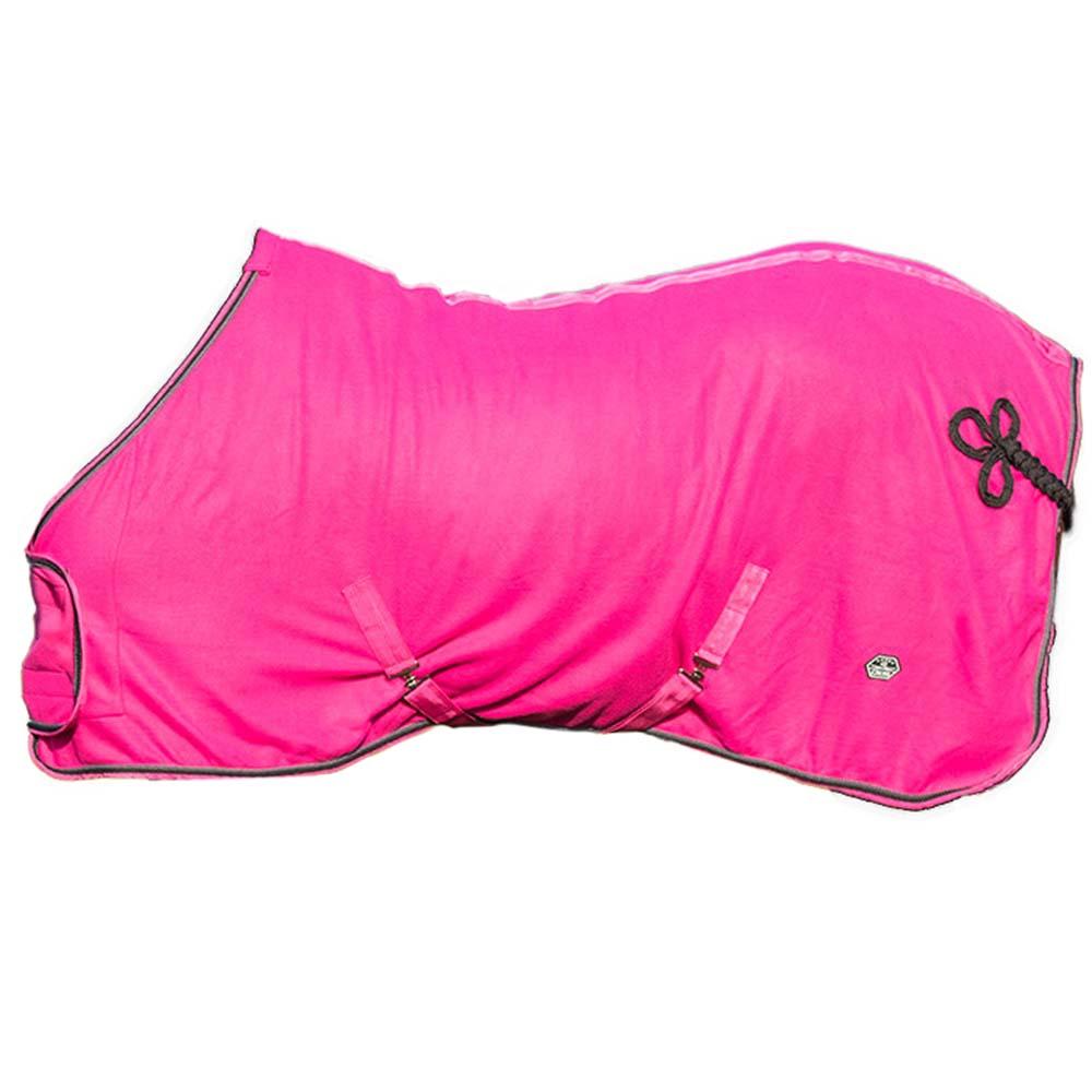 QHP Eldorado fleecedeken roze maat:195
