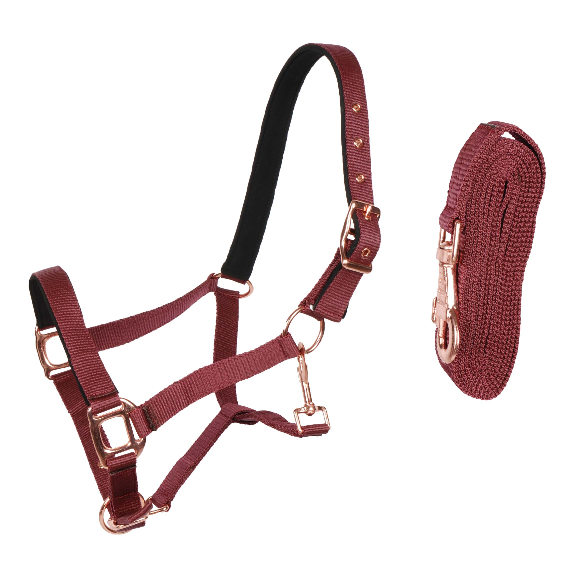 Pagony Monte Carlo halsterset bordeaux maat:pony