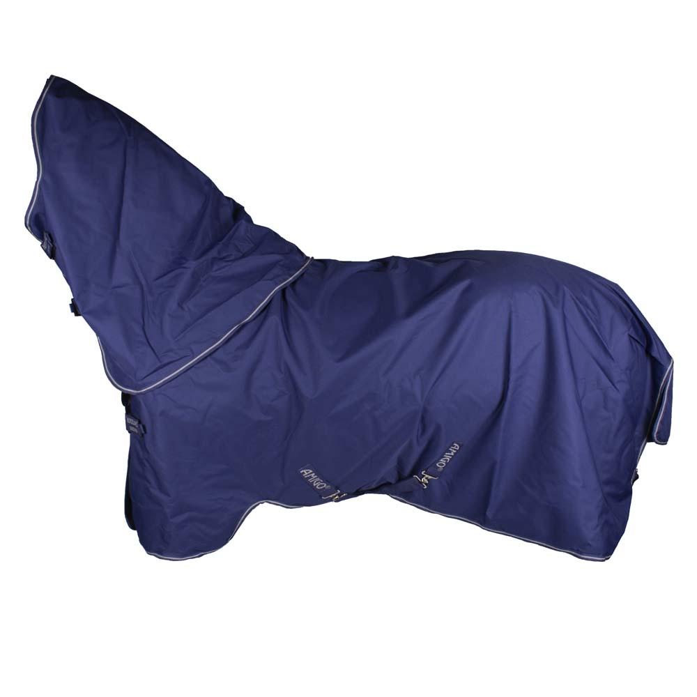Amigo Hero 900 Plus Lite turnout deken donkerblauw maat:198