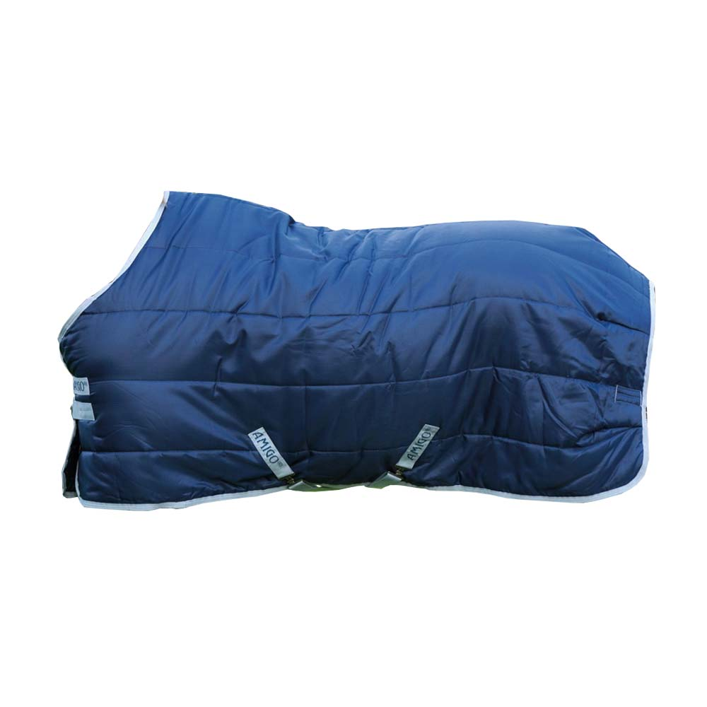 Amigo Insulator Medium staldeken donkerblauw maat:198