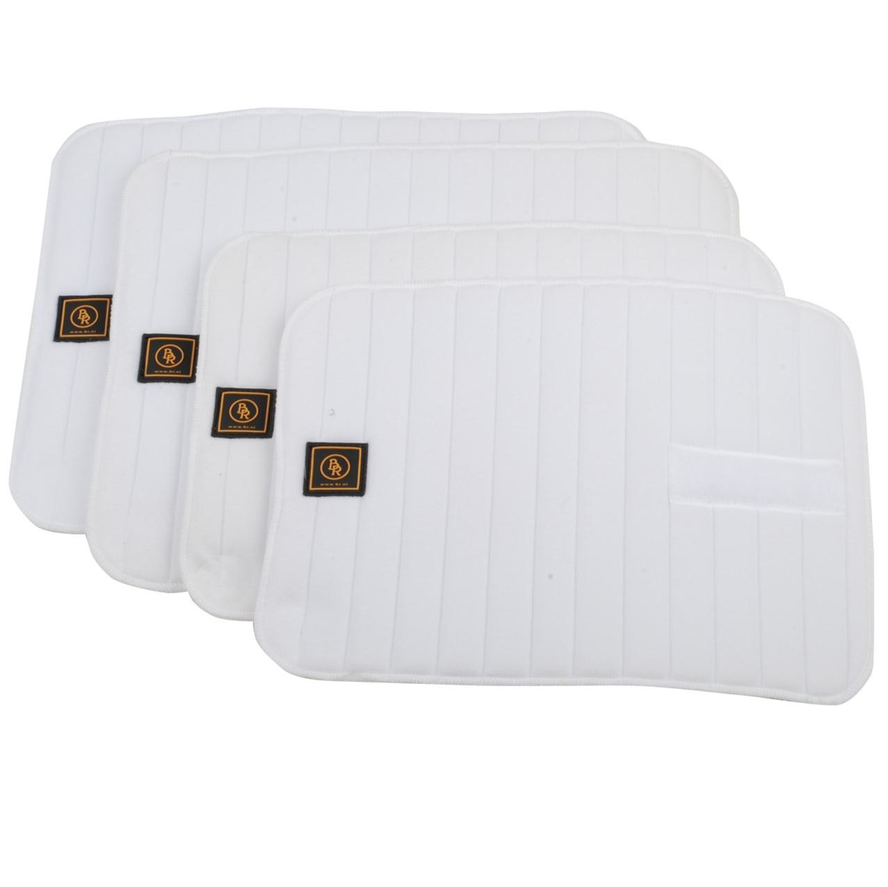 BR Onderbandages wit