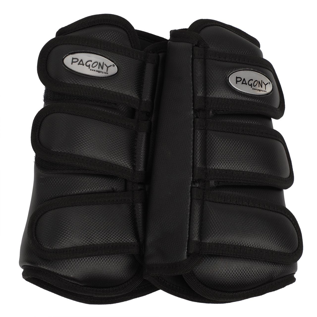 Pagony Dressage Boots voor zwart maat:cob