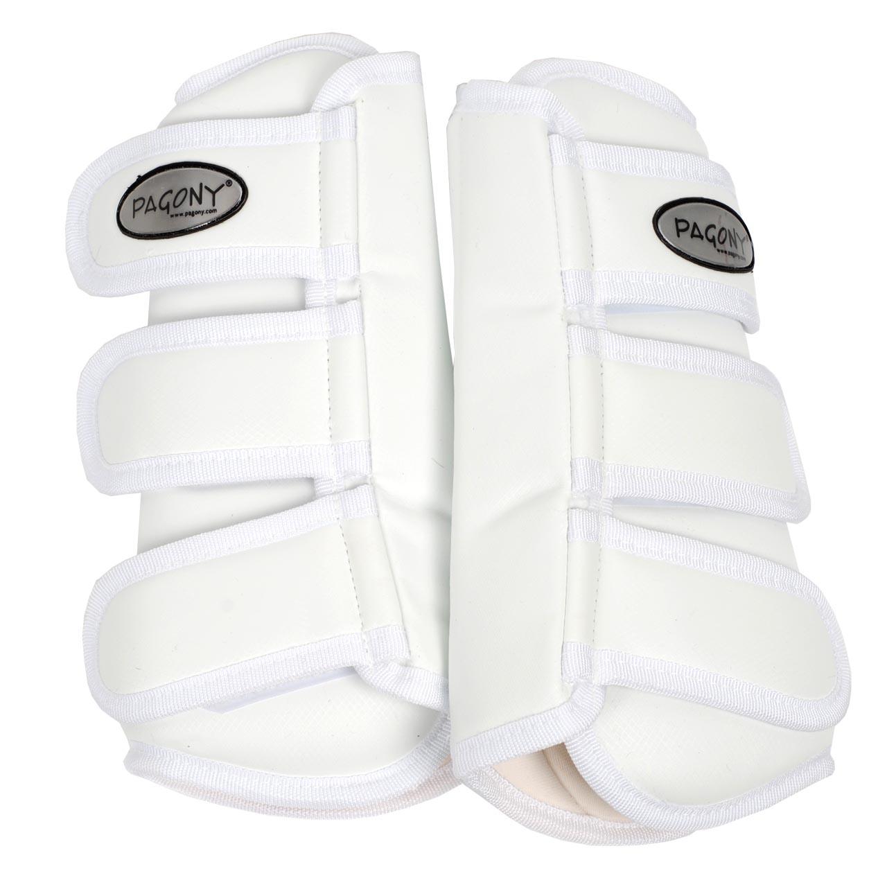 Pagony Dressage Boots voor wit maat:cob