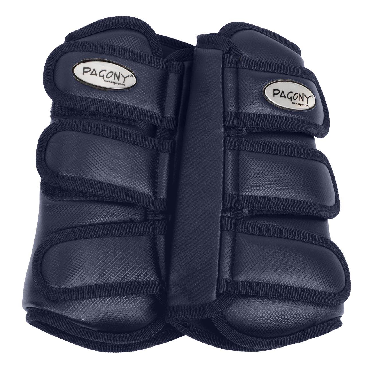 Pagony Dressage Boots voor donkerblauw maat:full
