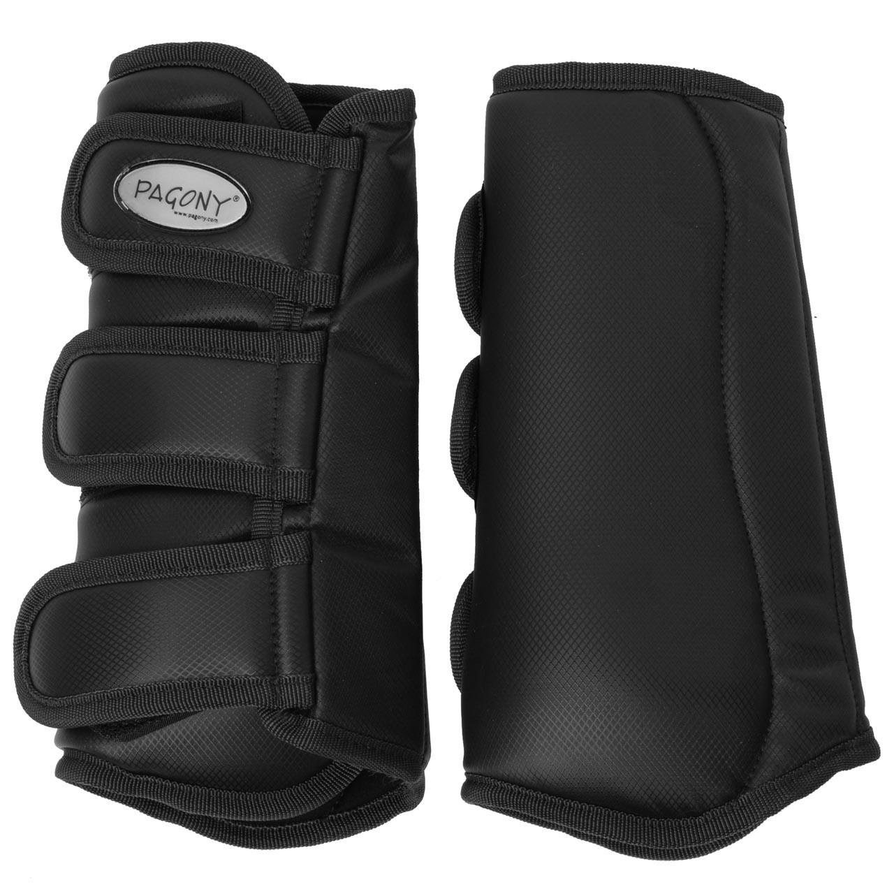 Pagony Dressage Boots achter zwart maat:full