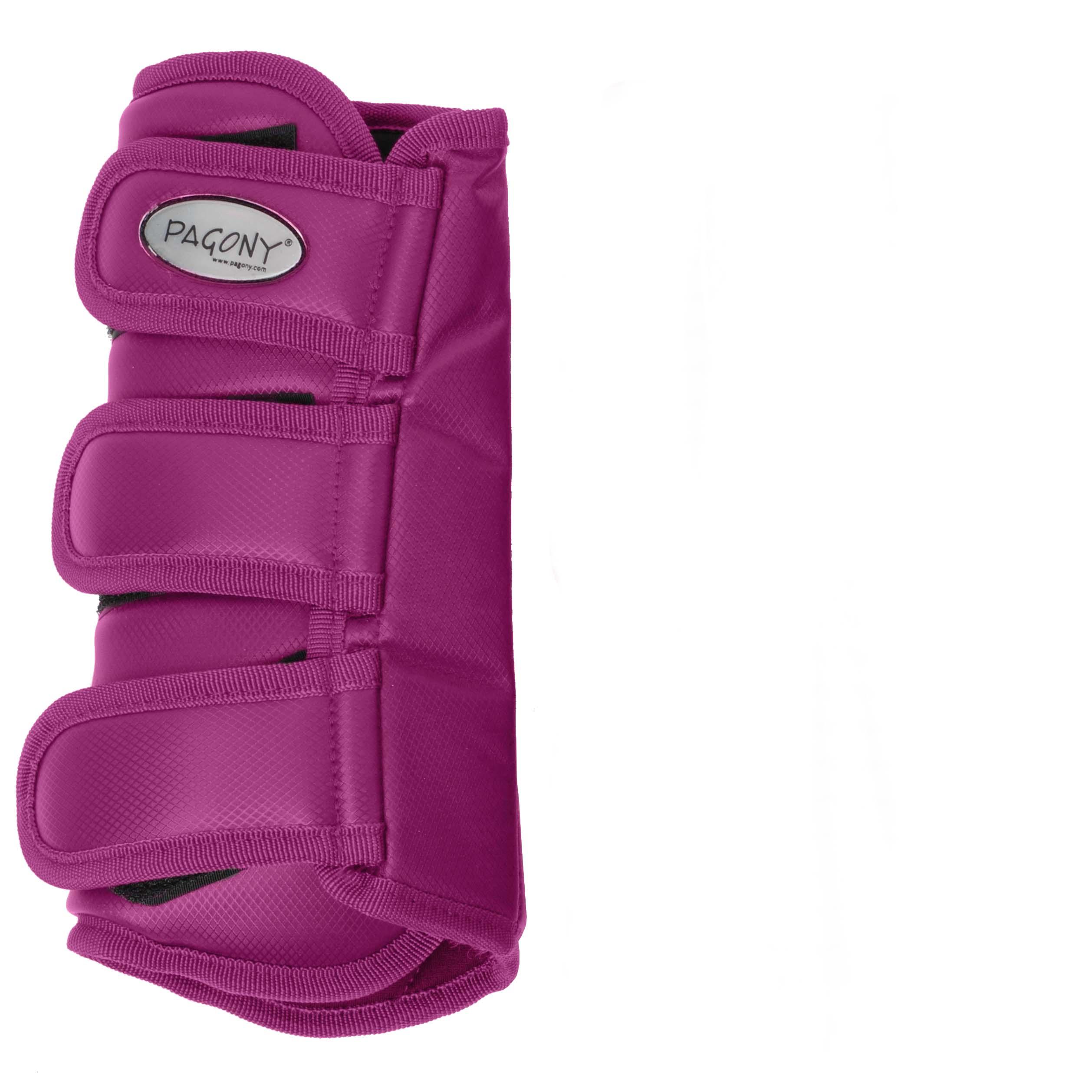 Pagony Dressage Boots achter fuchsia maat:cob