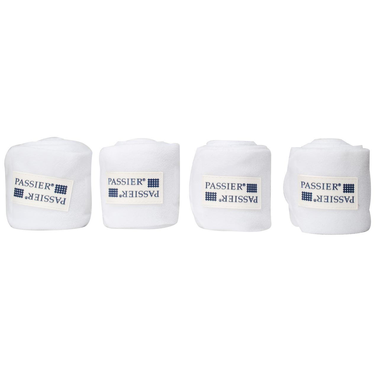 Passier fleece bandages wit maat:full