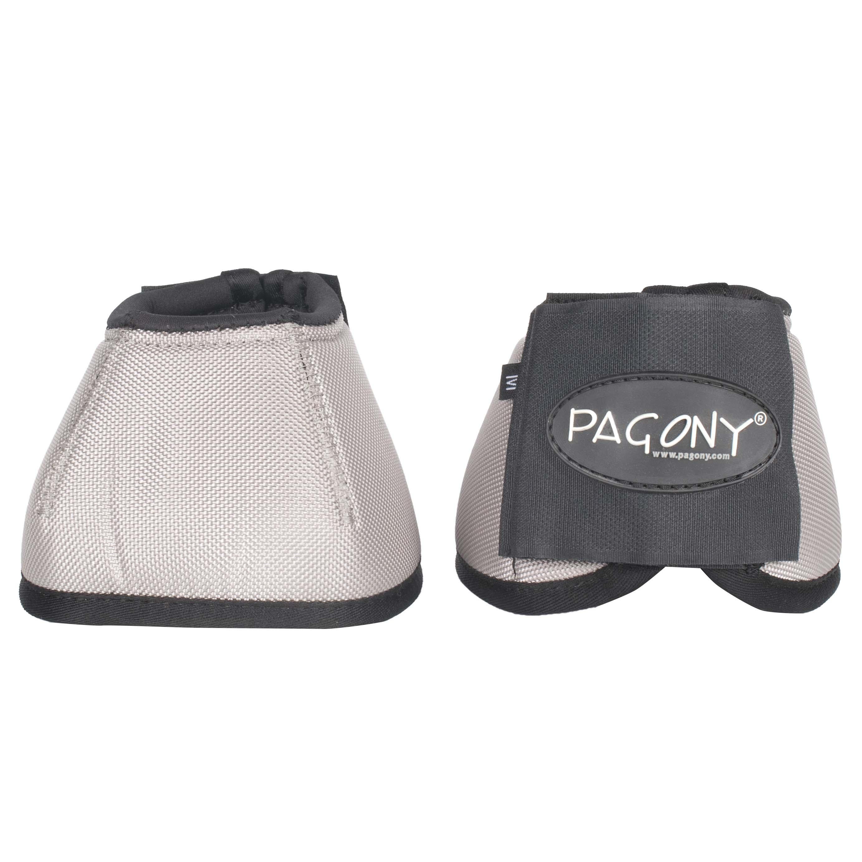 Pagony Champion springschoenen donkergrijs maat:s
