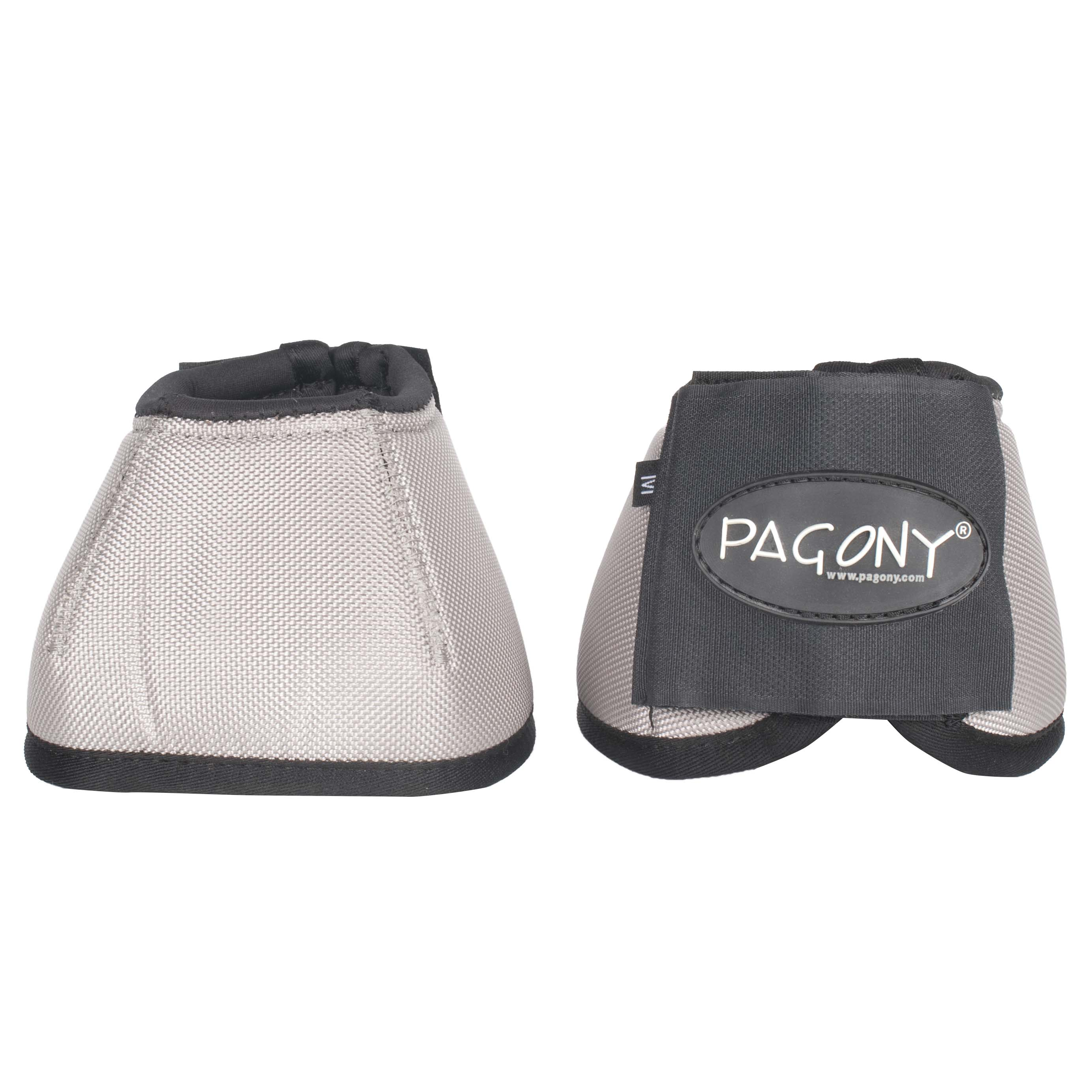 Pagony Champion springschoenen donkergrijs maat:m