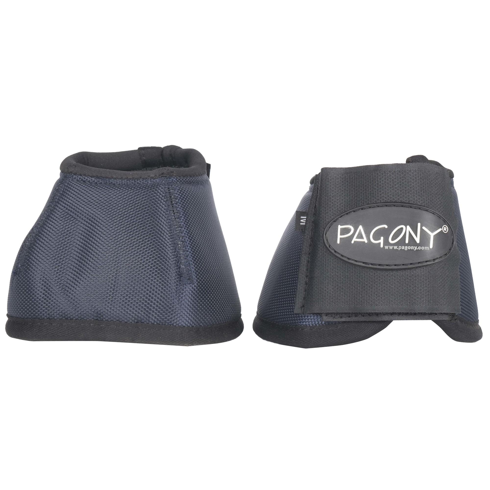 Pagony Champion springschoenen donkerblauw maat:l