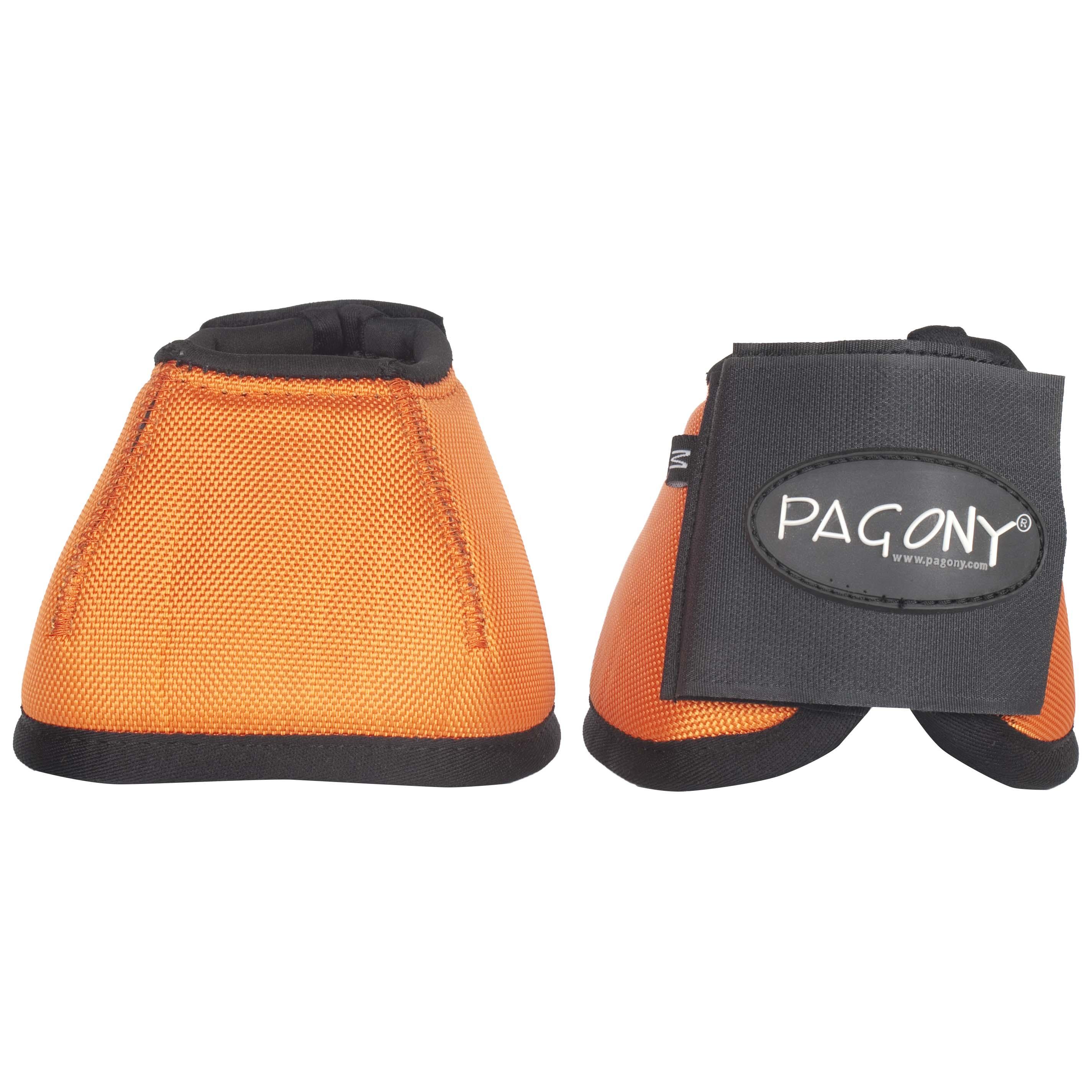 Pagony Champion springschoenen oranje maat:m