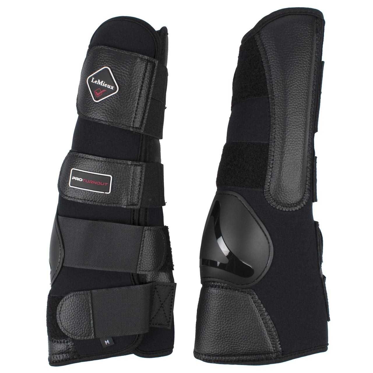 LeMieux Turnout Boots zwart maat:l