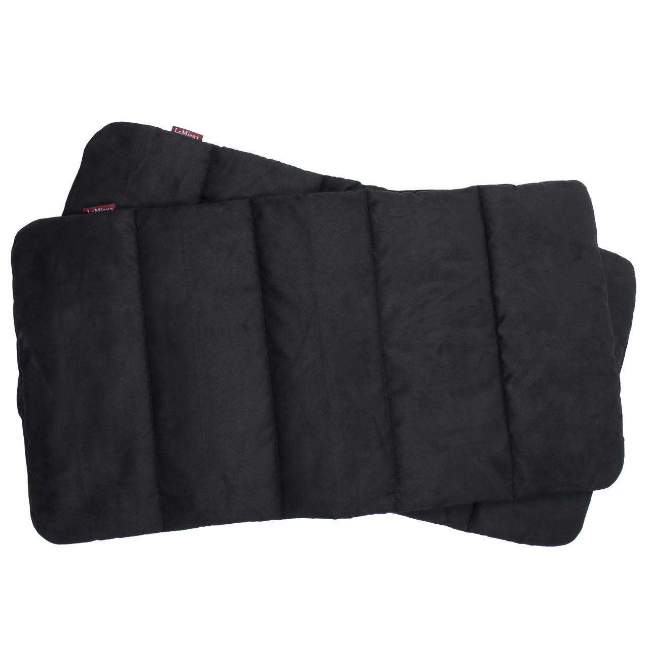 LeMieux Bamboo Pillow onderbandages zwart