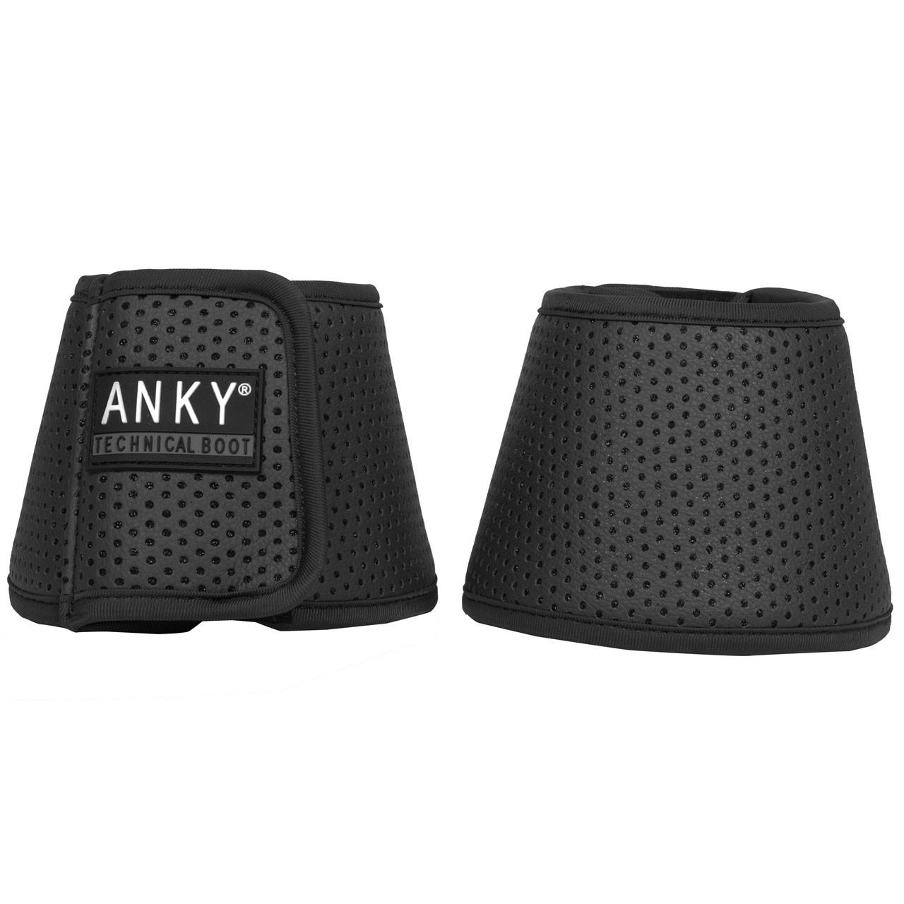 Anky Climatrol Matt springschoenen zwart maat:xl