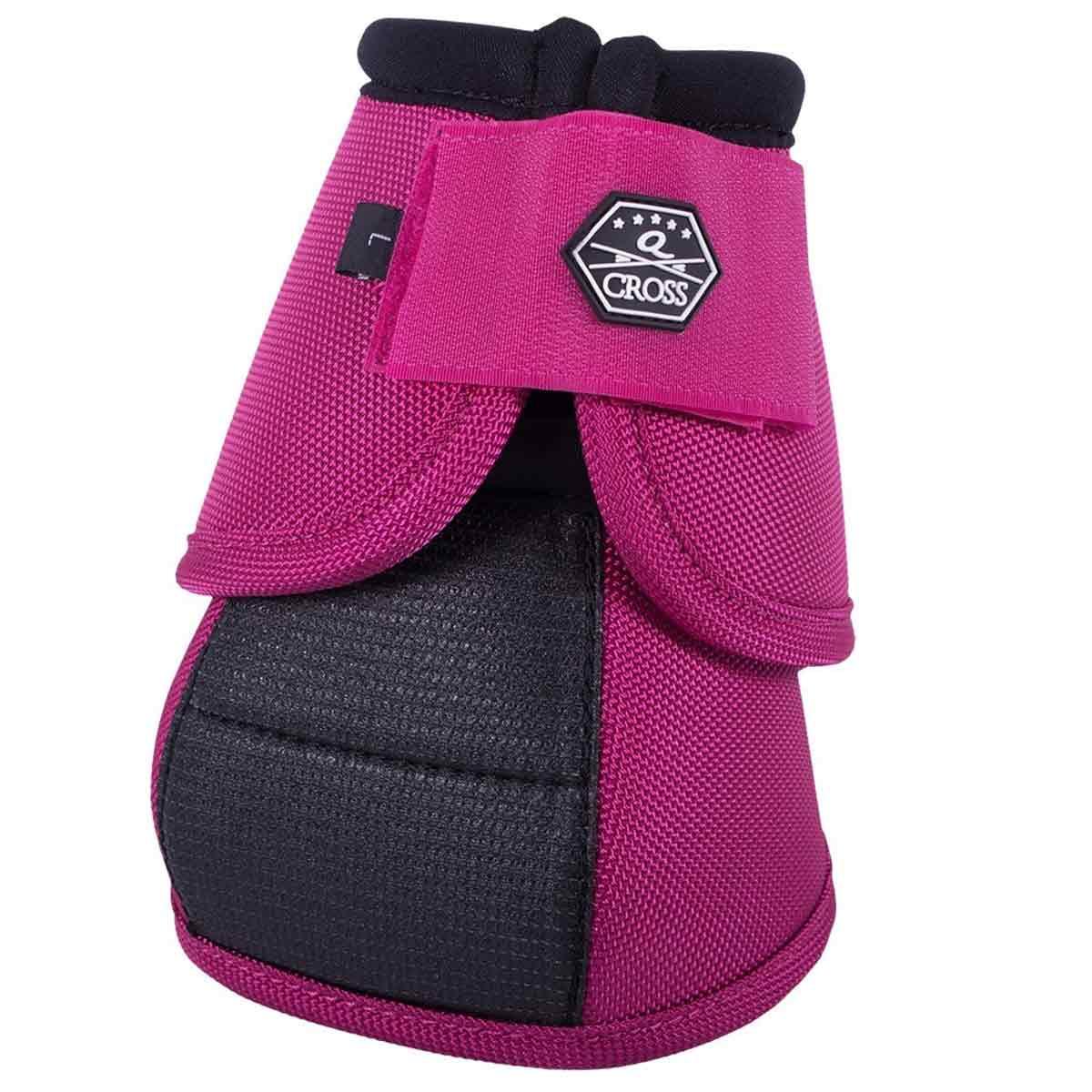 QHP QCross Kevlar springschoenen paars maat:l