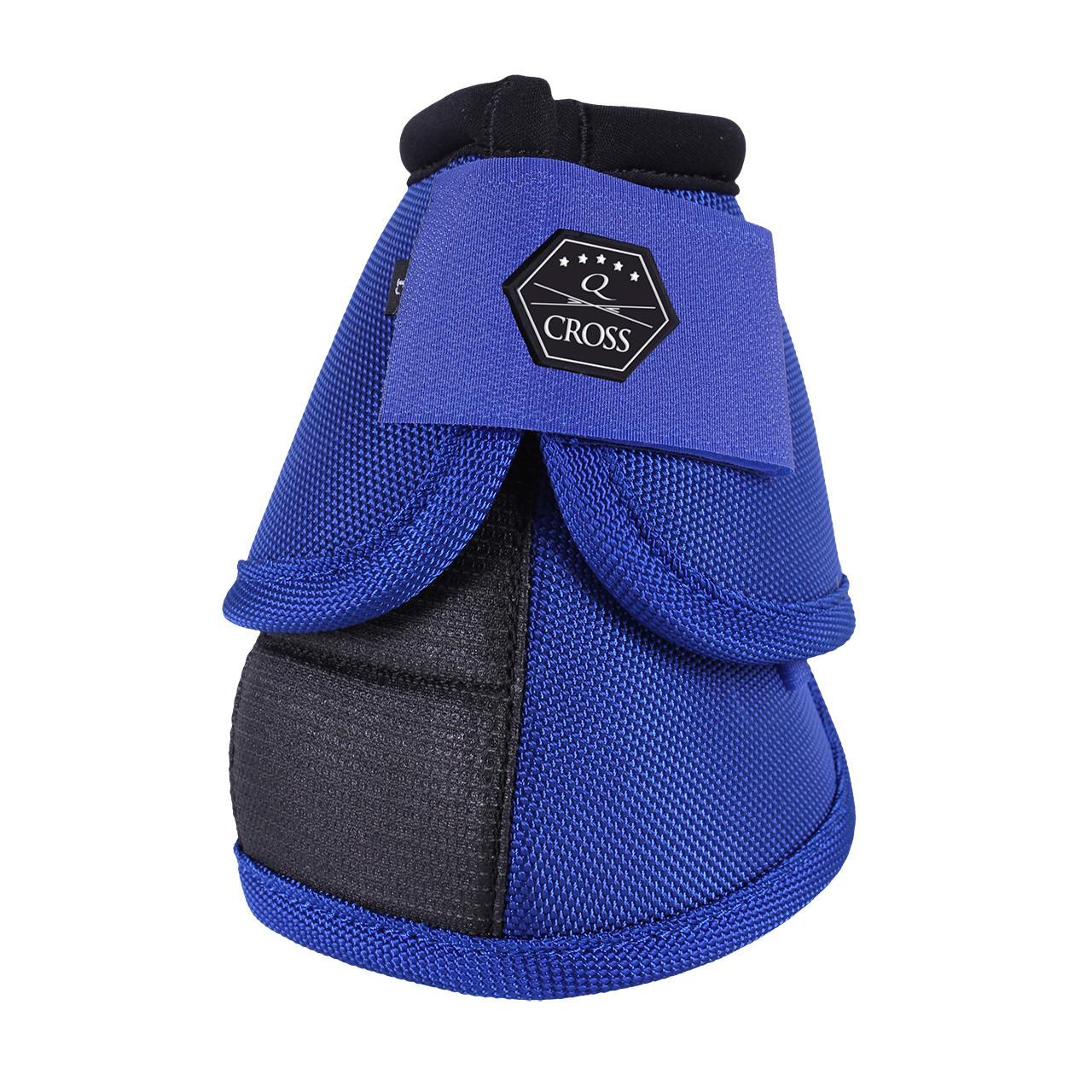 QHP QCross Kevlar springschoenen kobalt maat:s