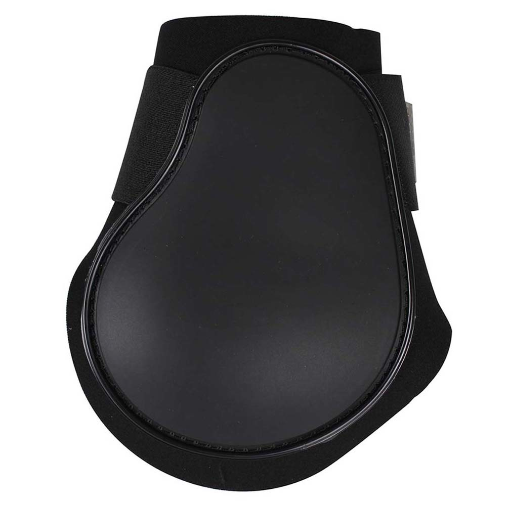 QHP Kogelbeschermers zwart maat:pony