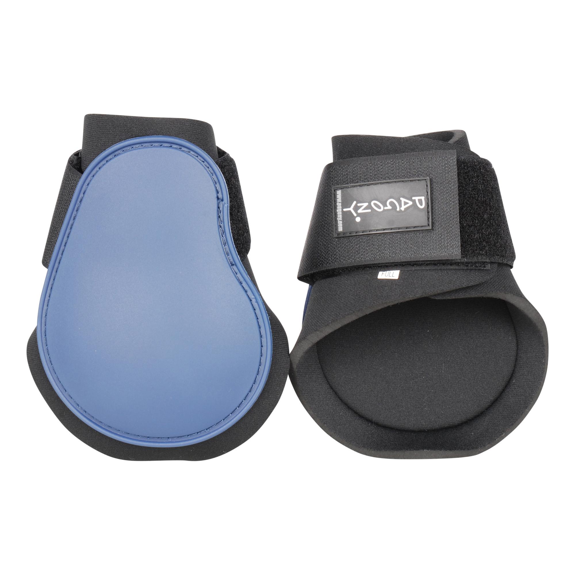 Pagony Velcro kogelbeschermers donkerblauw maat:full
