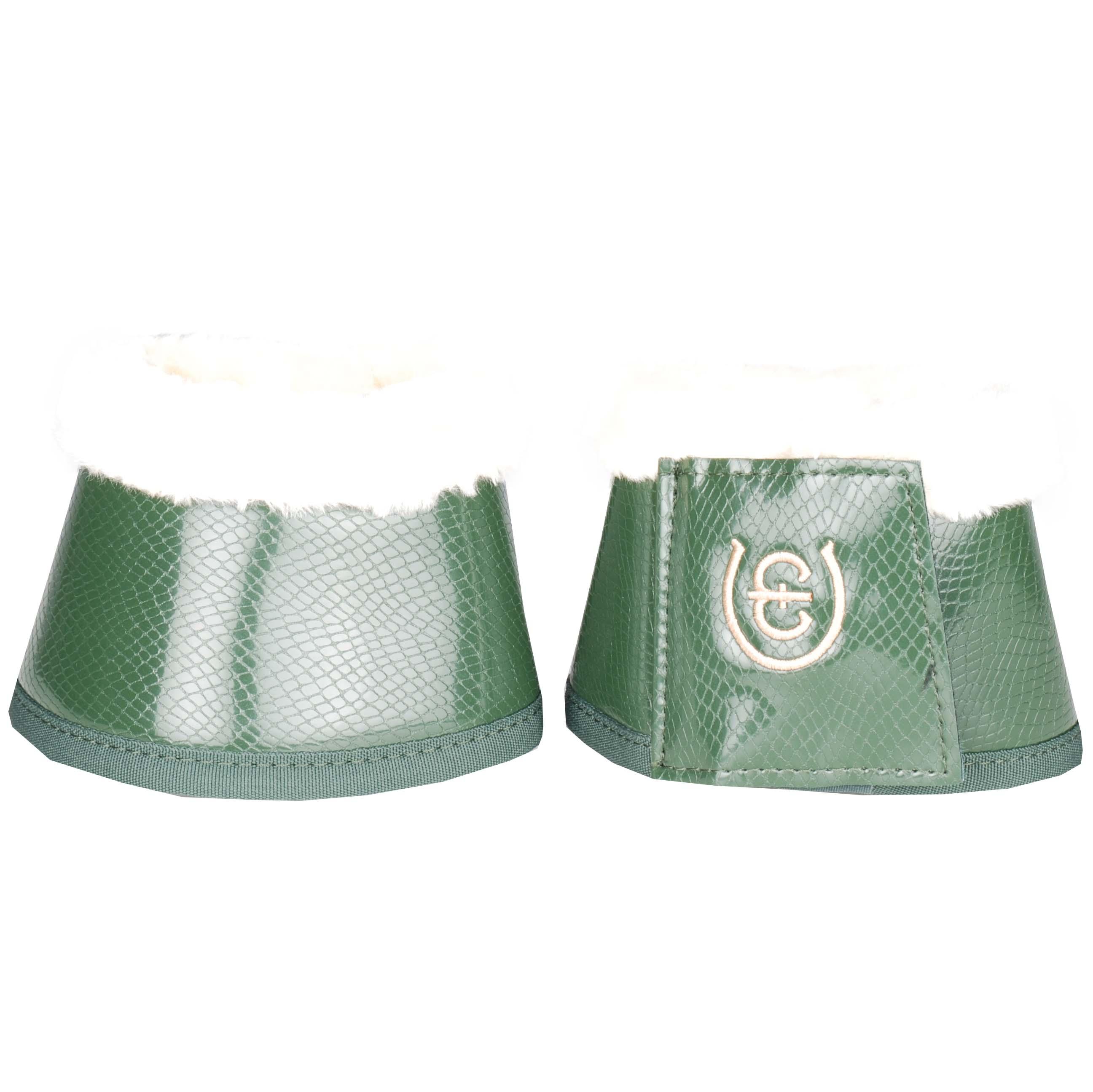 EQ springschoenen groen maat:l