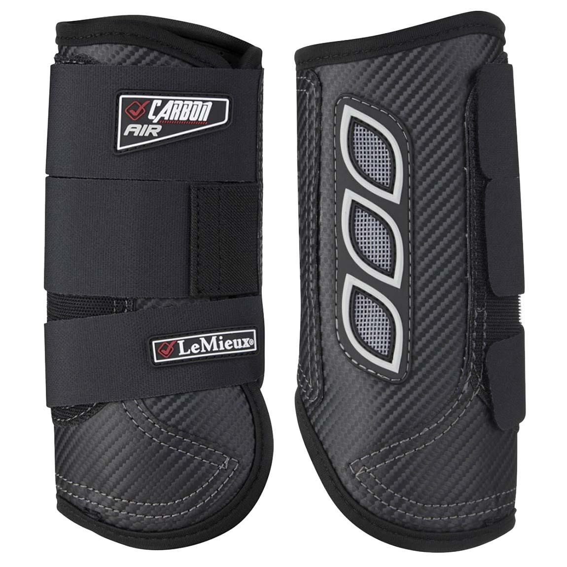 Le Mieux Carbon Air XC boots front zwart maat:l