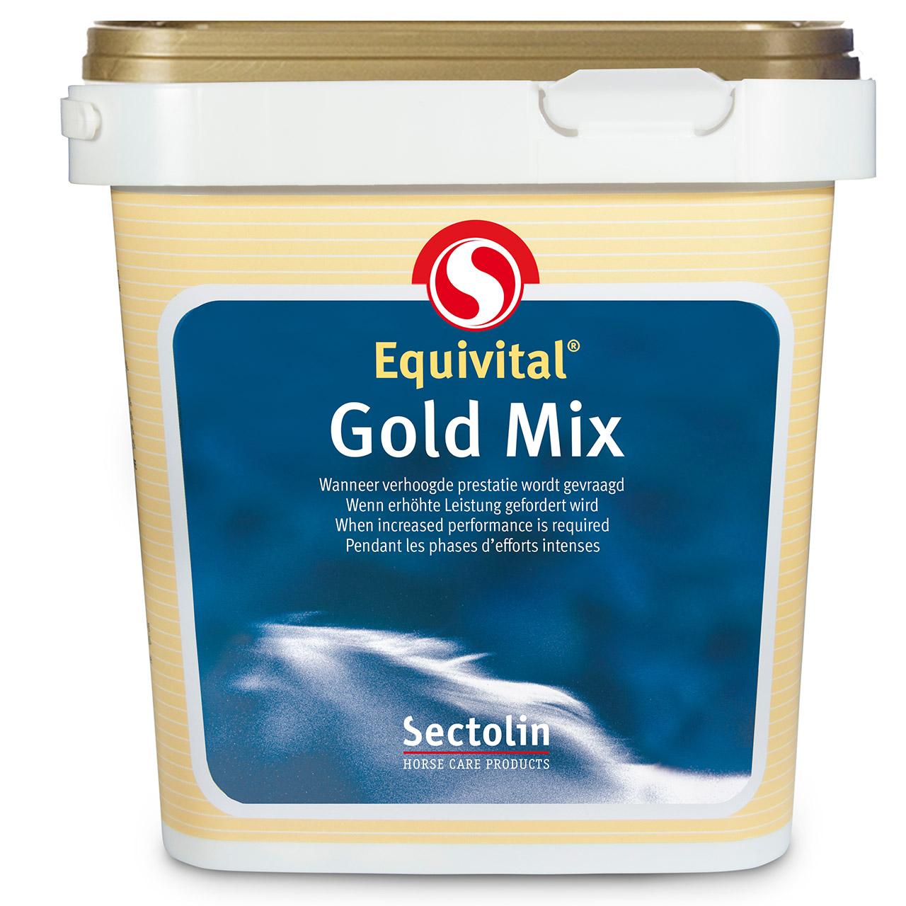 Equi Gold Mix