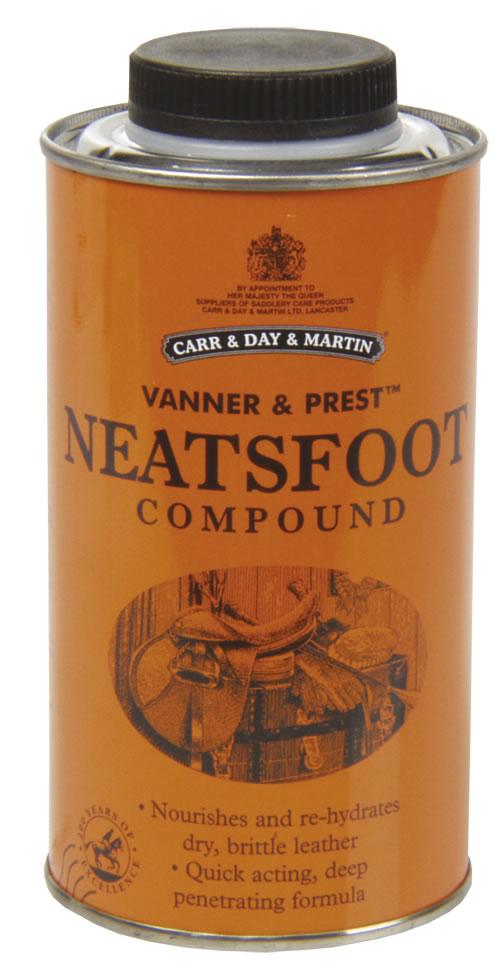 Carr & Day & Martin Vanner & Prest neatsfoot