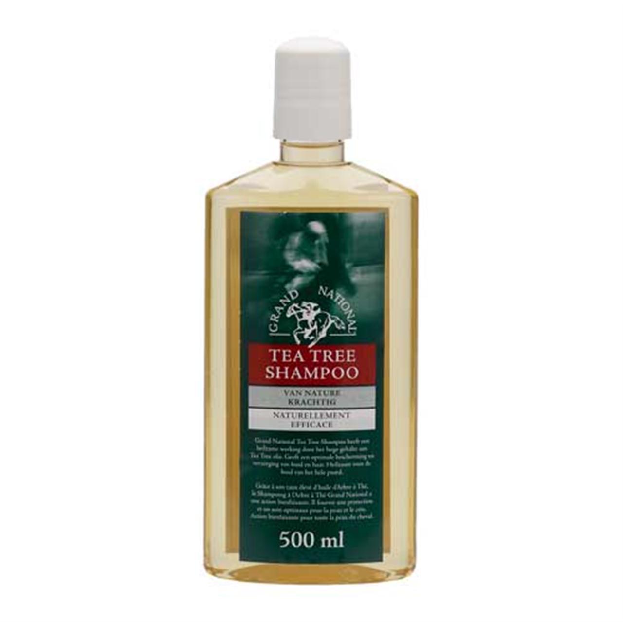 Grand National tea tree shampoo