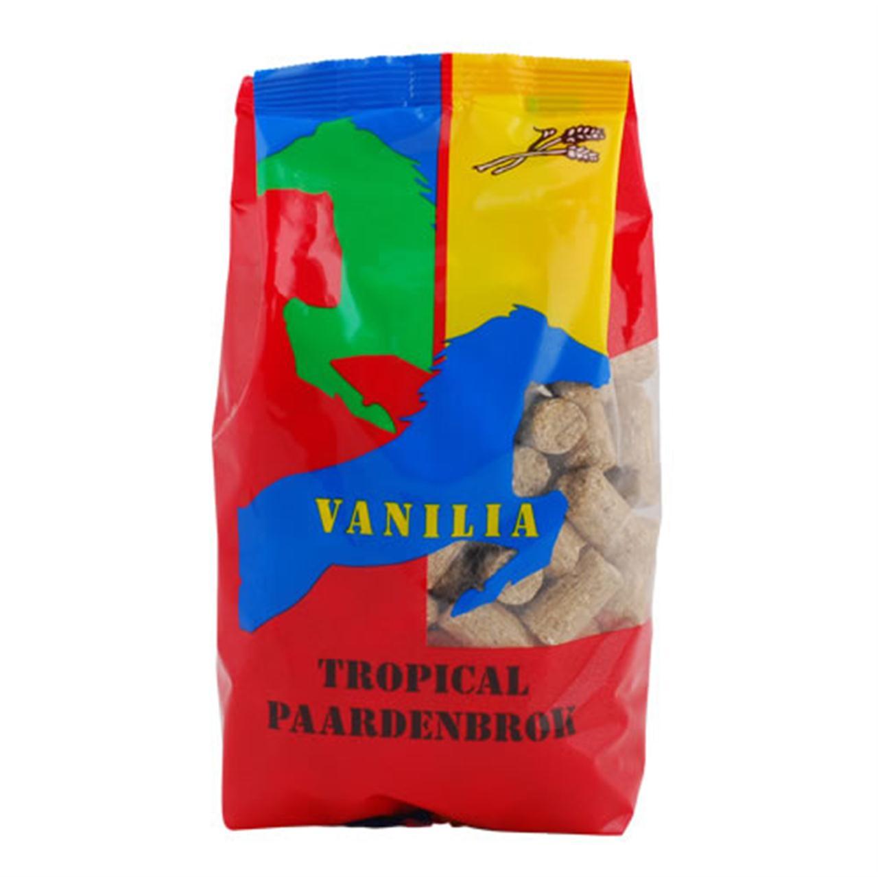 Vanilia Paardenbrok tropical