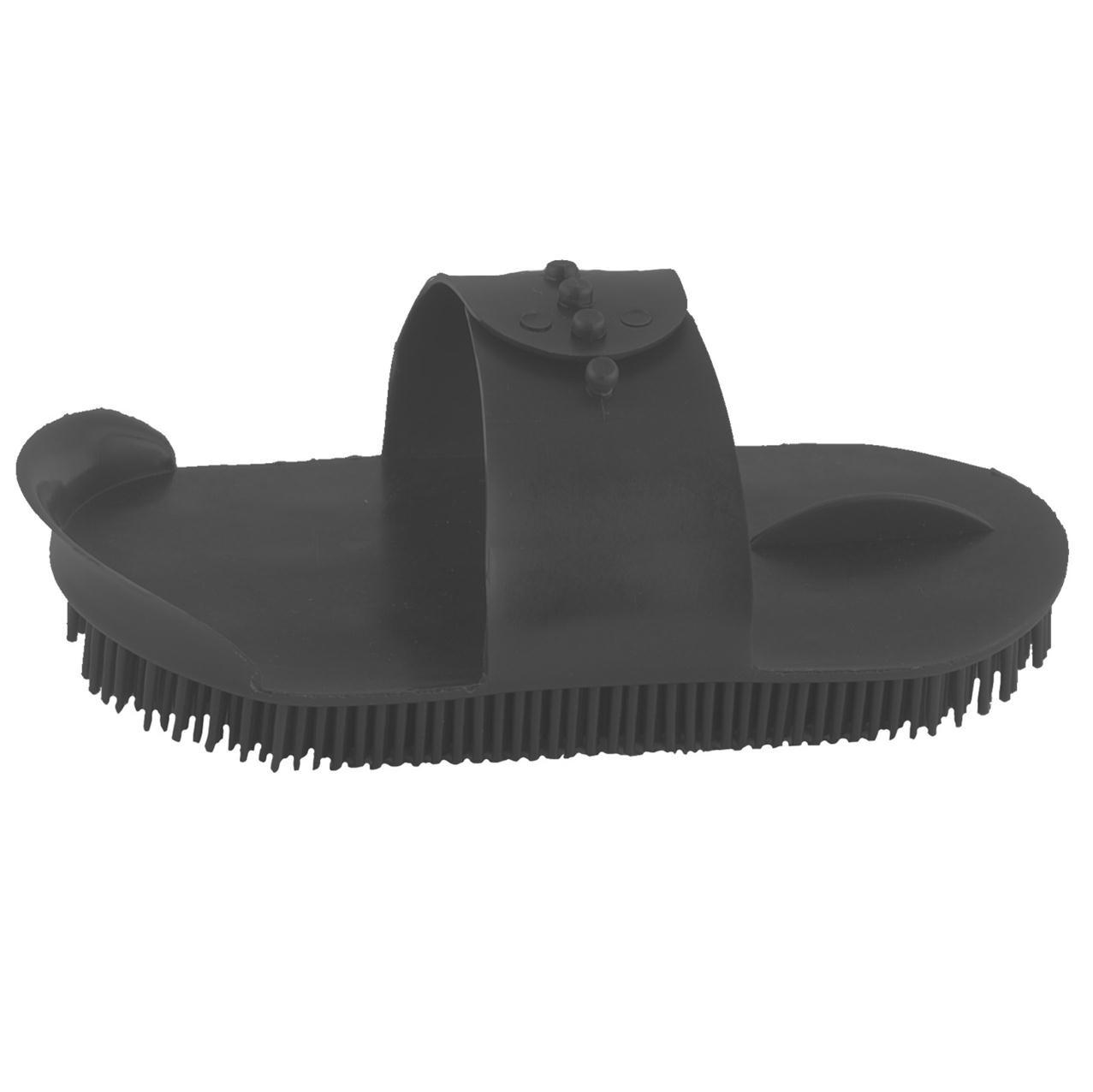 Sarvisborstel zwart