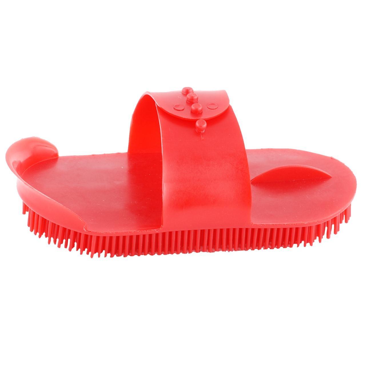 Sarvisborstel rood
