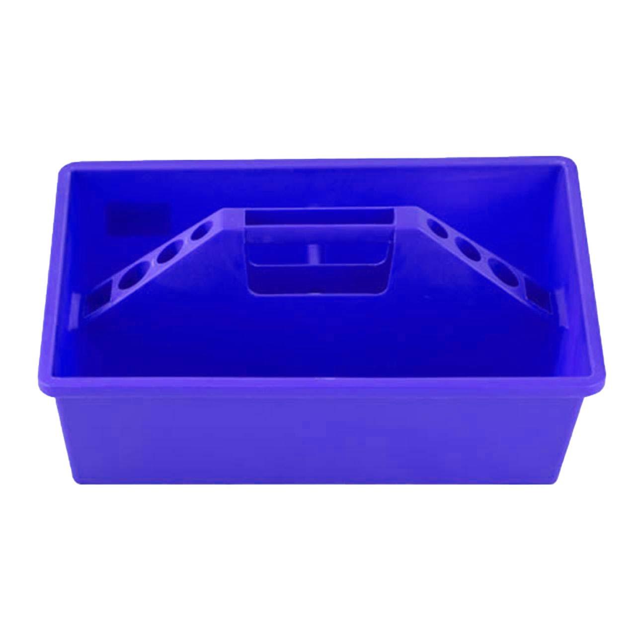 Poetsbox blauw