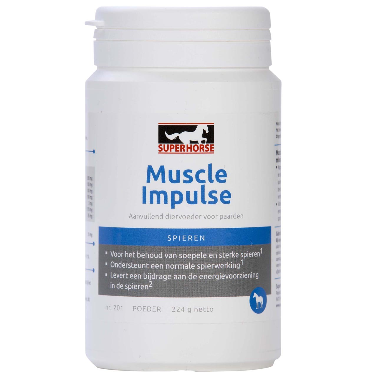 SuperHorse Muscle Impulse 224gr