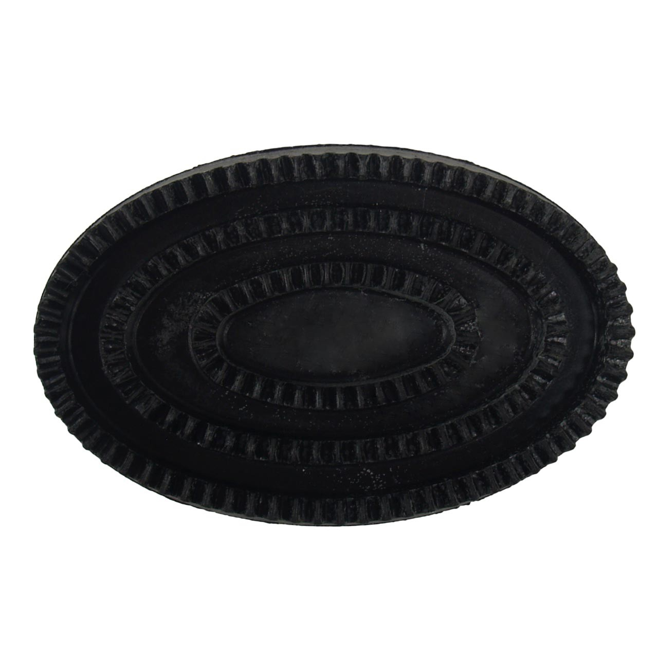 Rosborstel rubber klein maat:full