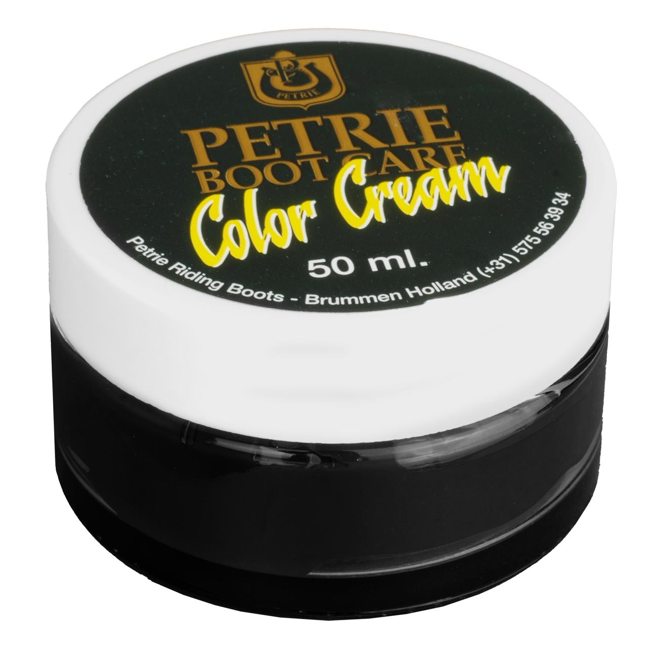 Petrie Color Cream zwart