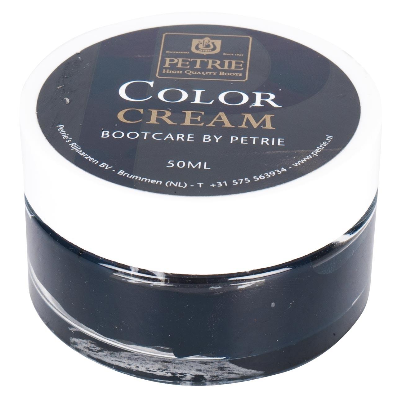 Petrie Color Cream blauw