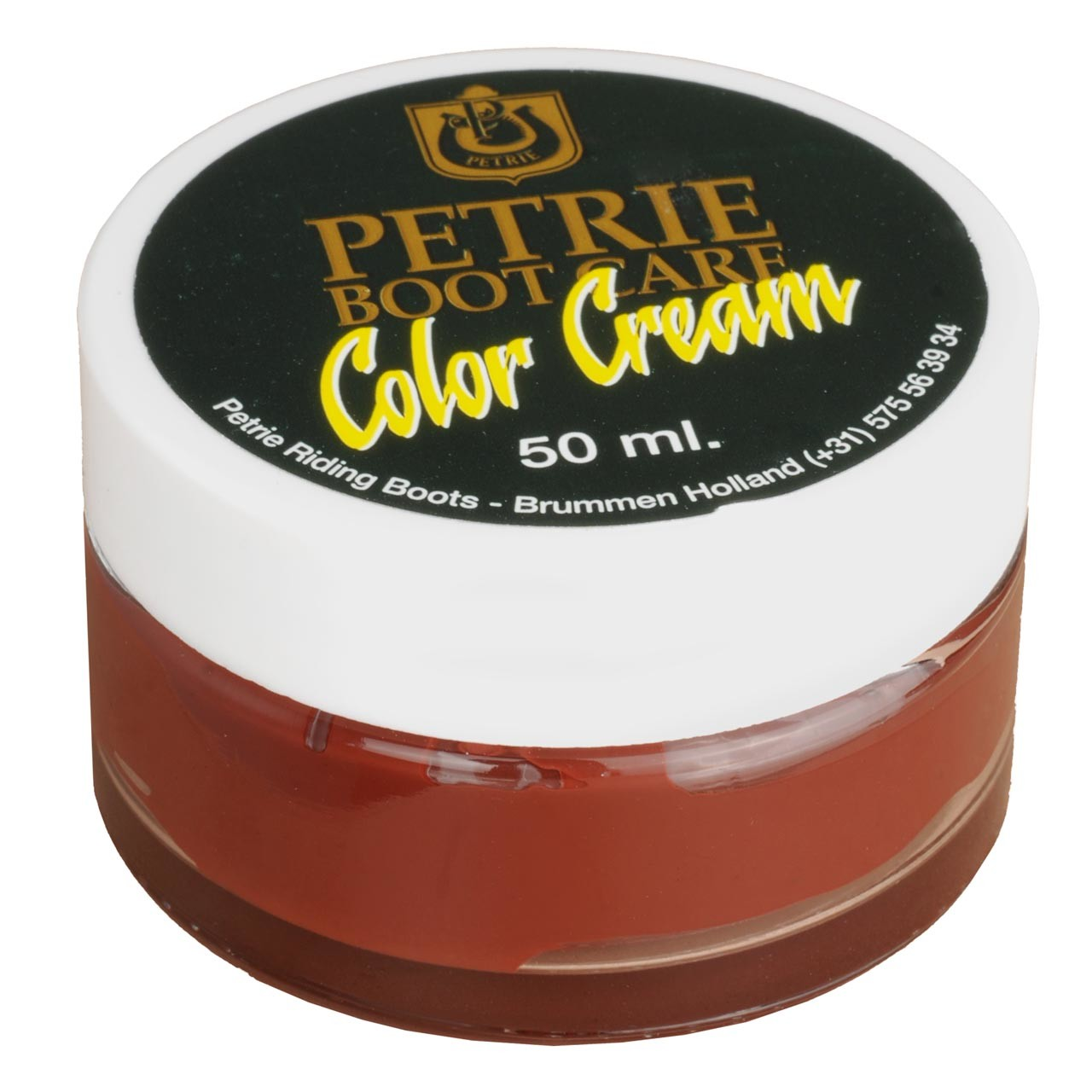 Petrie Color Cream cognac
