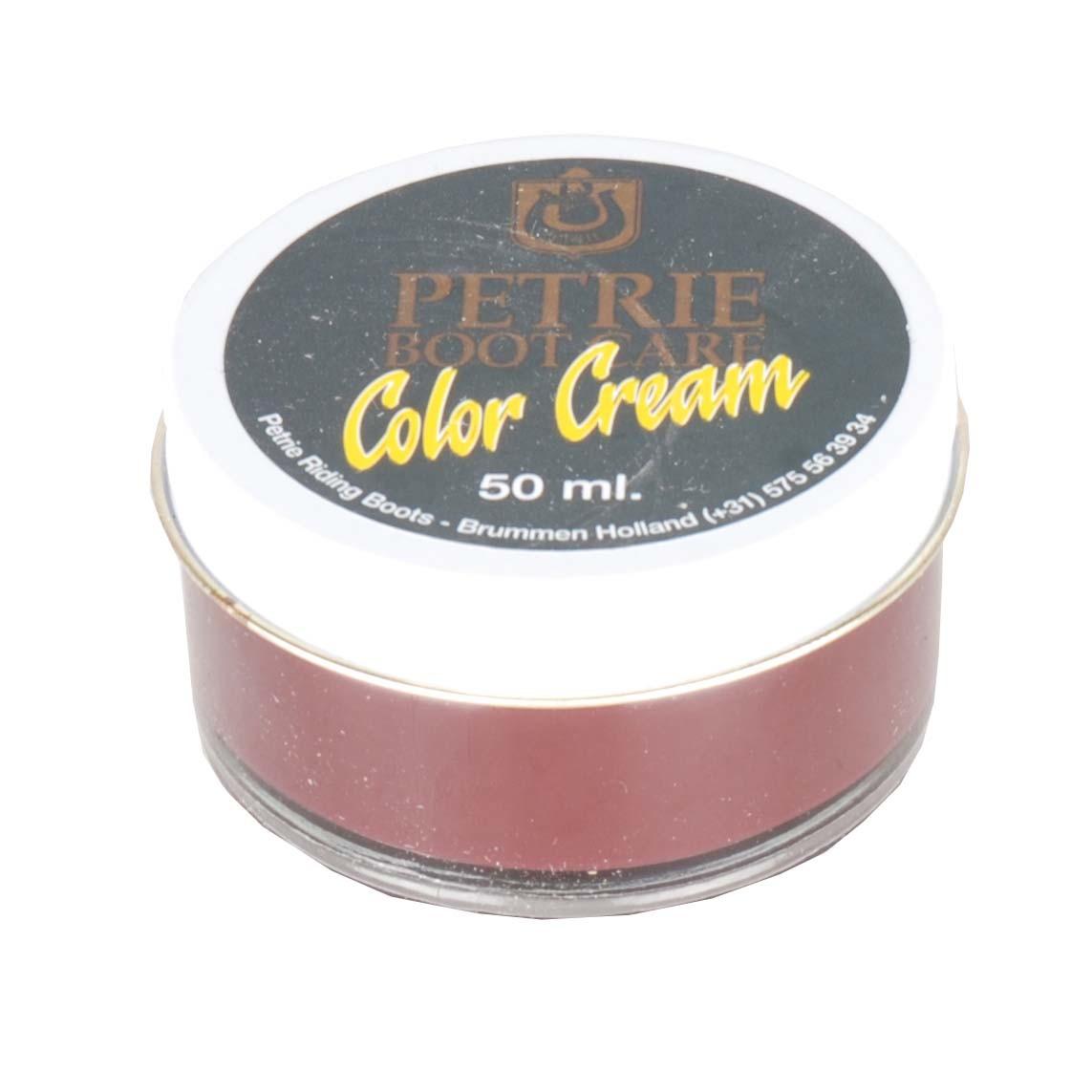 Petrie Color Cream bordeaux