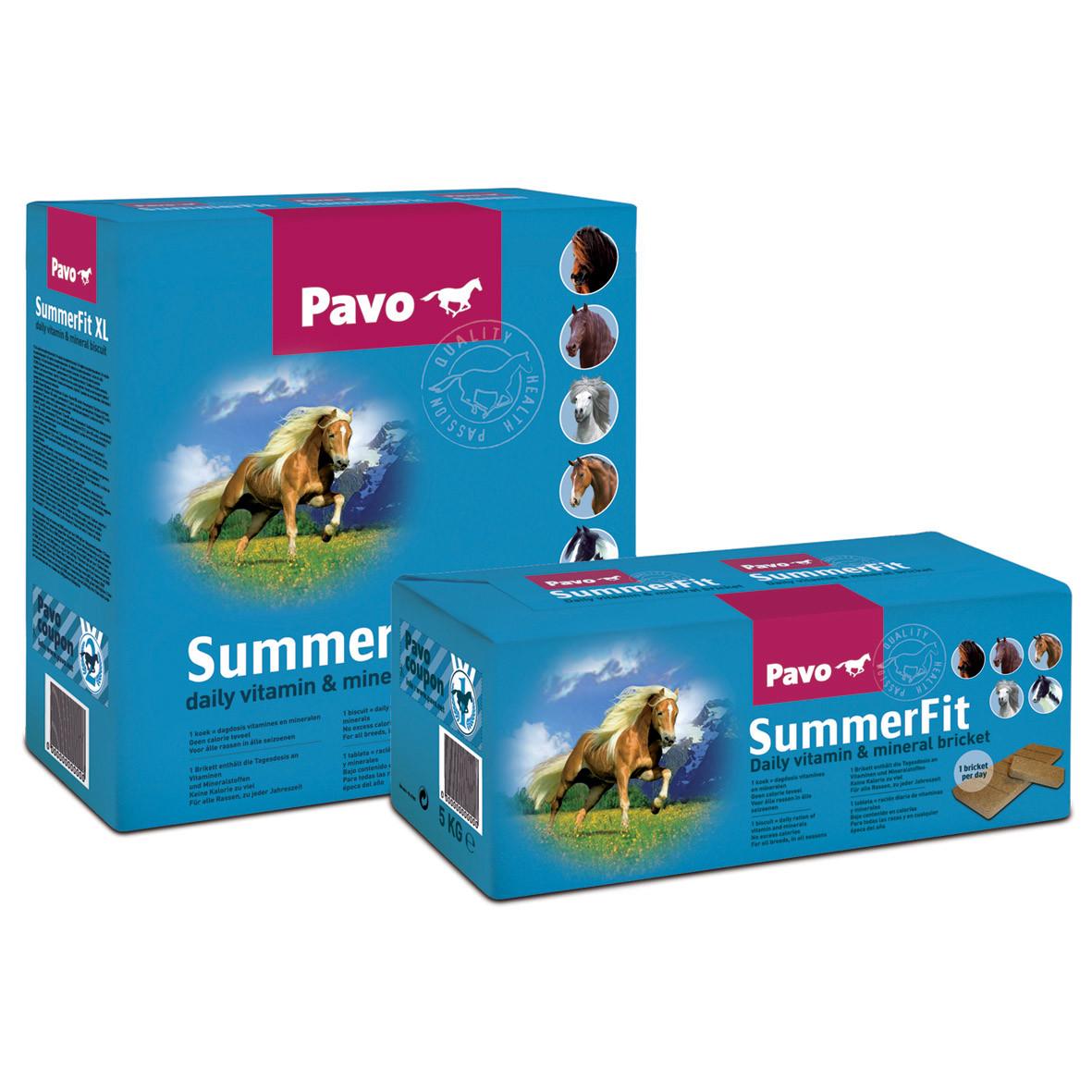 Pavo Summerfit xl