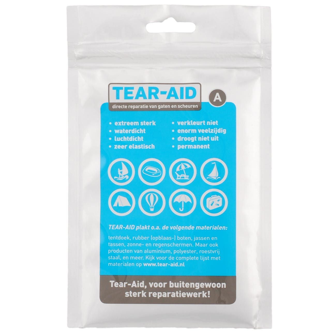 Tear-Aid reparatie