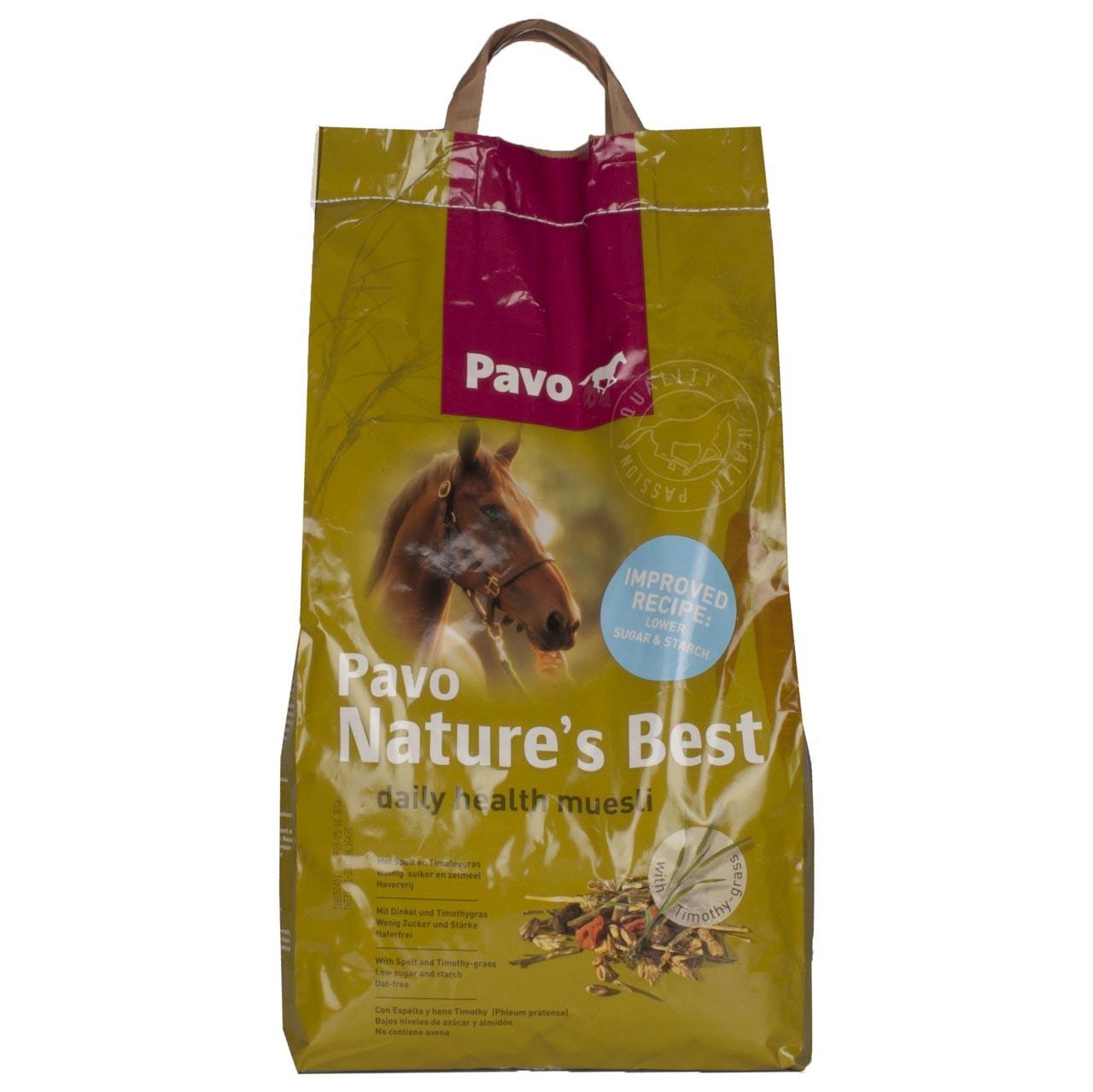 Pavo Natures Best 3kg