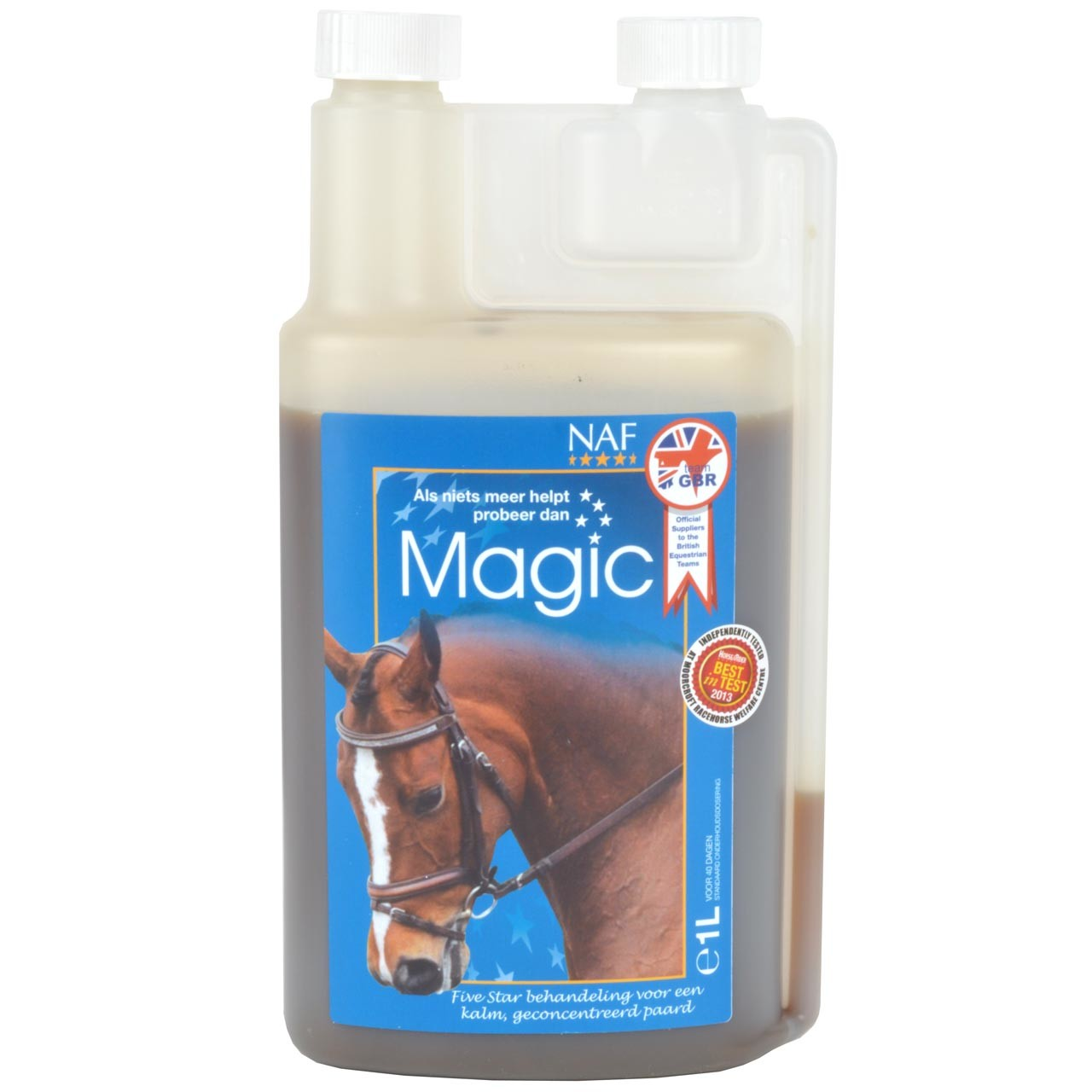 NAF Magic Liquid liter