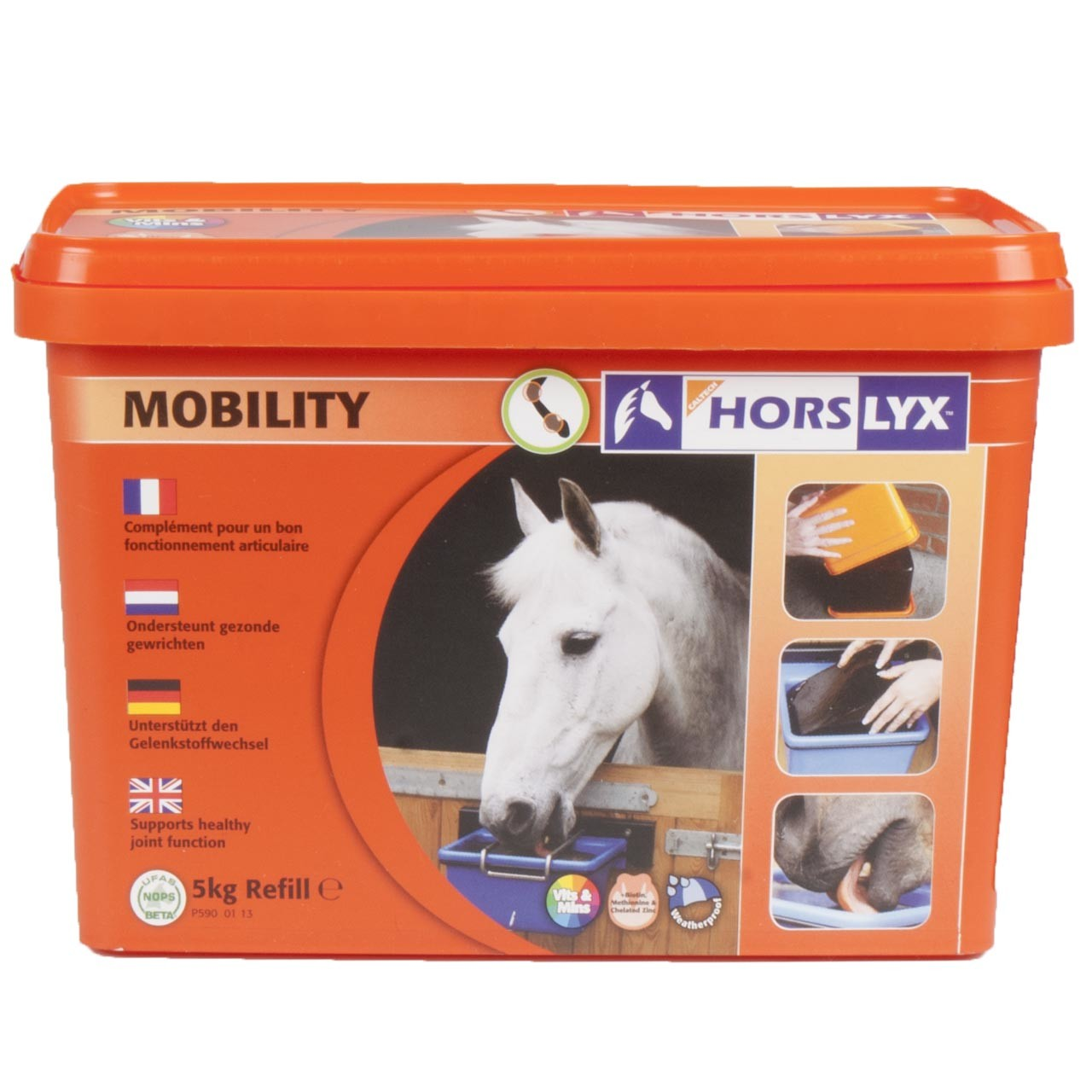 Horselyx Mobility oranje