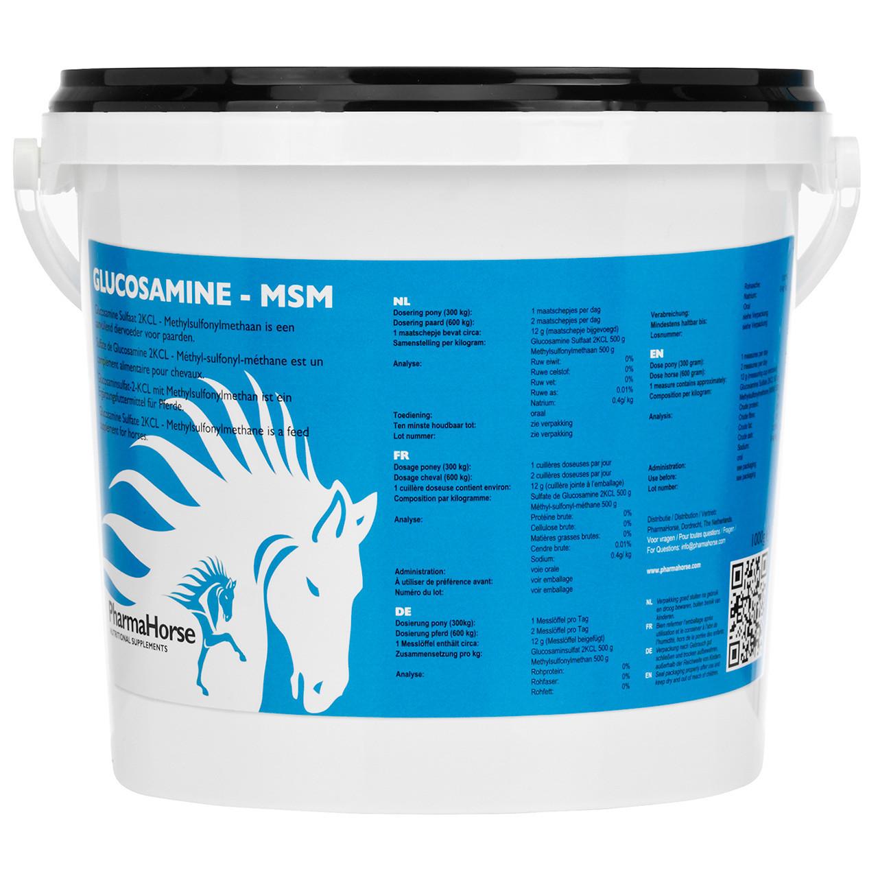 PharmaHorse GlucosamineMSM