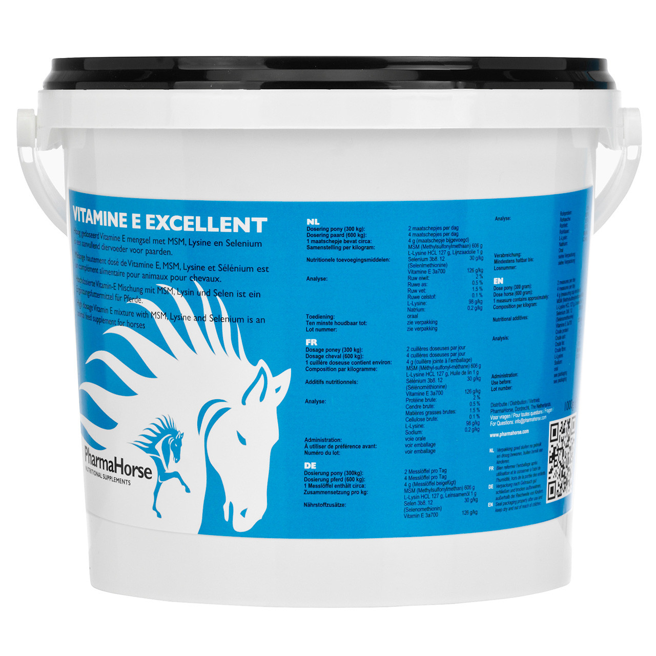 PharmaHorse Vitamine E Excellent
