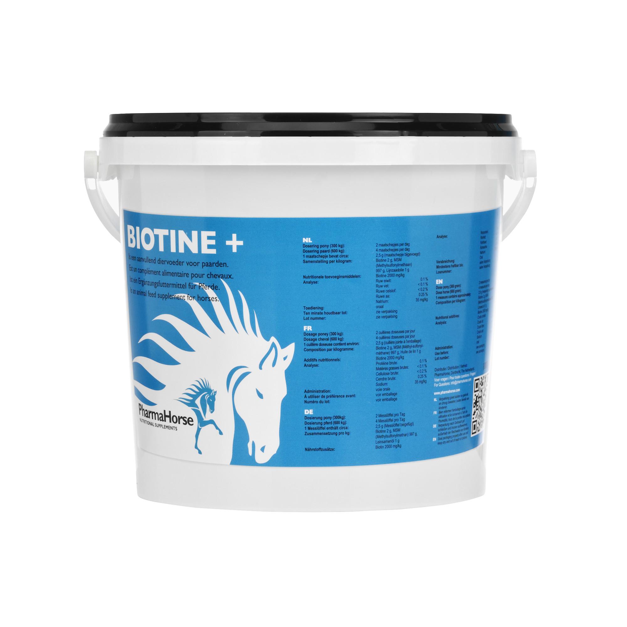 PharmaHorse Biotine +