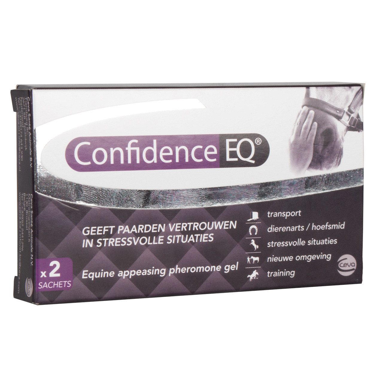 Confidence EQ 2 stuks