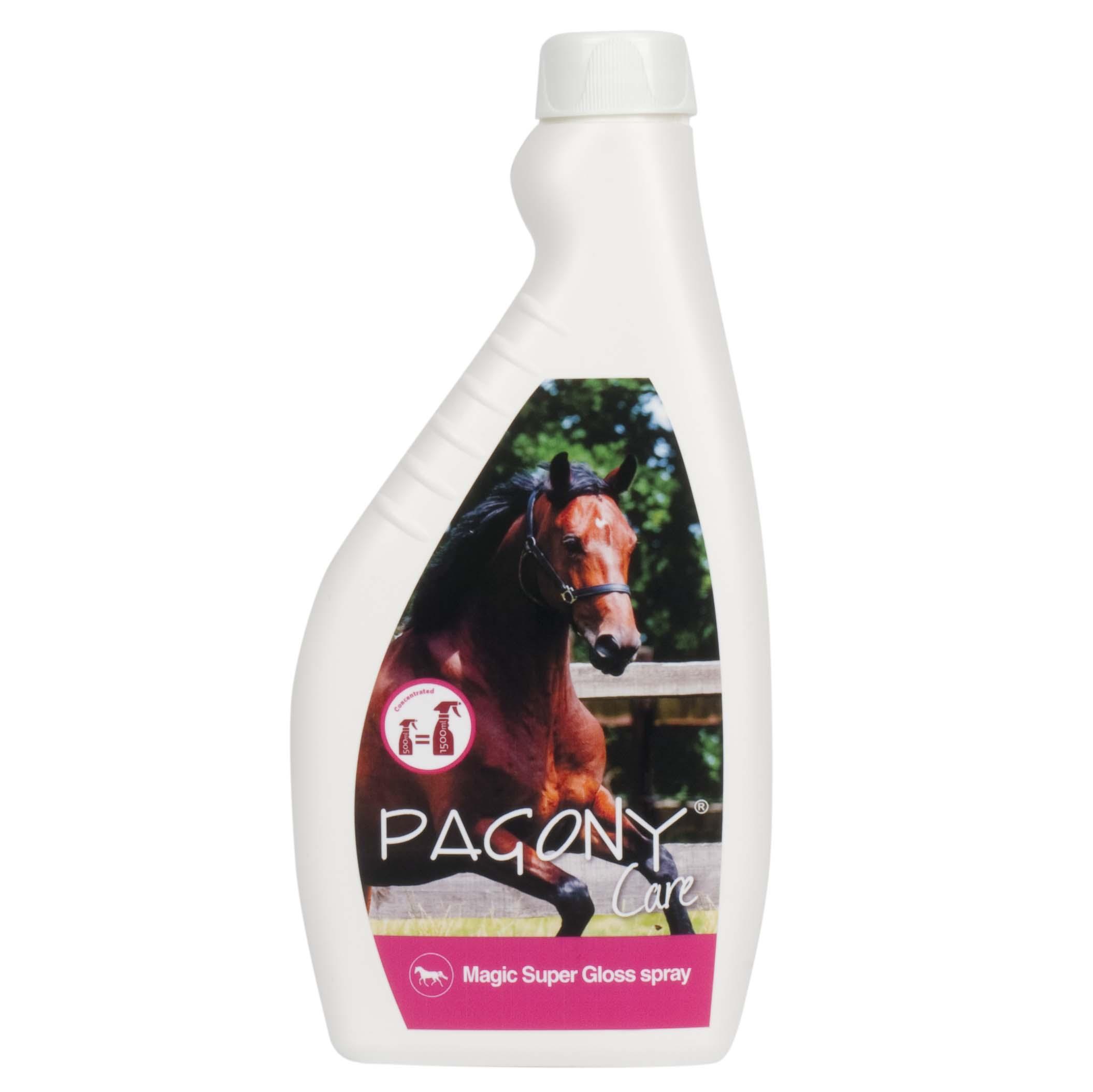 Pagony Magic Super Gloss Spray
